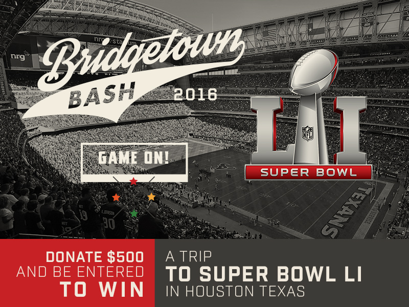 Bridgetown Bash 2016 Raffle